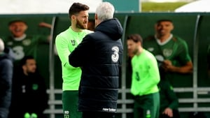 Mick McCarthy has opted to leave Wolves man Matt Doherty out of the last two matches