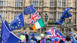 The ESRI study says Brexit will also mean fewer jobs compared with a scenario in which the UK stays in the EU
