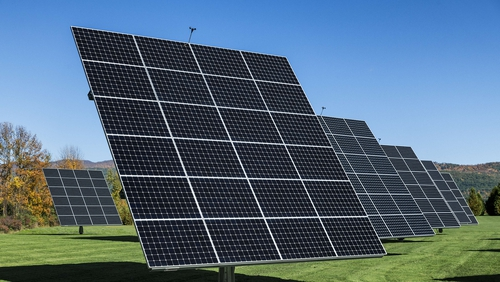Obton has formed a joint venture with Irish energy company Shannon Energy to build solar farms using Photovoltaic panels, which use the sun's energy to convert daylight into renewable energy