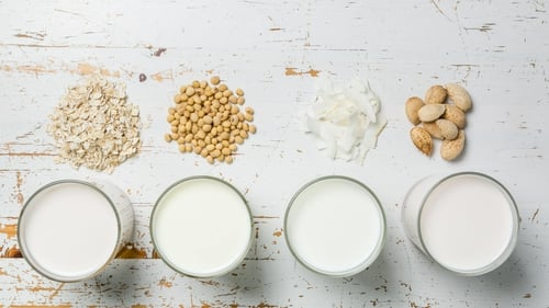 Know your soy latte from your almond flat white, with Liz Connor's guide to dairy-free milks.