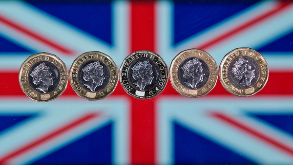 Sterling has gained 5.5% against the euro so far this year