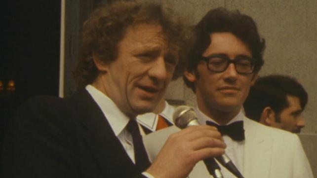 Mick Lally, Kiltimagh, Co. Mayo (1984)