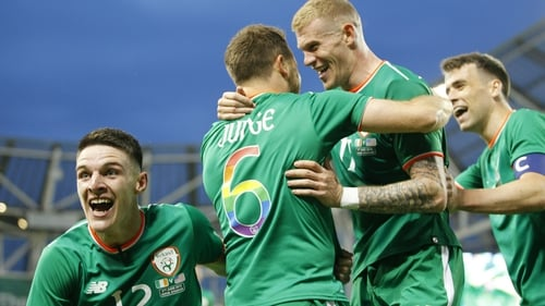 "James McClean: ""It's not just Declan, it's anyone else. If you're not proud to be here and we're a stepping stone then sod off and play for someone else."""