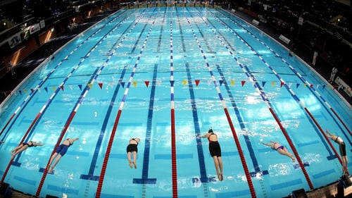 The National Aquatic Centre will stage five days of action