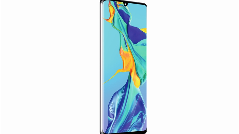 New Huawei P30 Pro features four cameras