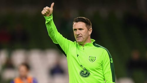 Robbie Keane could be added to the new management team at Middlesborough