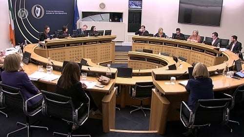 Representatives from Traveller groups appeared before the Oireachtas Committee on Education