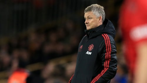 Ole Gunnar Solskjaer initially arrived from Molde 'on loan' until the end of the season
