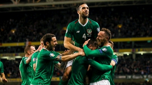 Shane Duffy: 'We've got to go there with a winning mentality.'