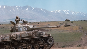 Israel seized from the Golan Heights from Syria in the 1967 Six-Day War