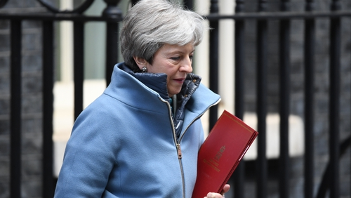 Backbench MP's have given Theresa May until early June to map out her plans to step down