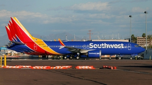 Southwest Airlines is moving its Boeing 737 MAX aircraft into storage