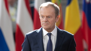 Donald Tusk said only a united Europe could confront an assertive China and play an effective global role