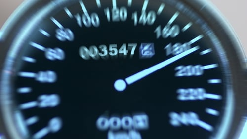 The Government is to introduce new legislation to tackle speeding using graduated fines