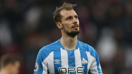 It has been a difficult second Premier League season for Huddersfield