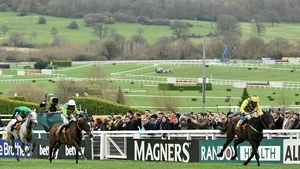 Al Boum Photo powers up the Cheltenham hill in 2019