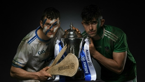 Jamie Barron (L) and Aaron Gillane will face off on Sunday