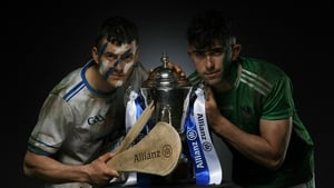 Jamie Barron (L) and Aaron Gillane will face off on Sunday