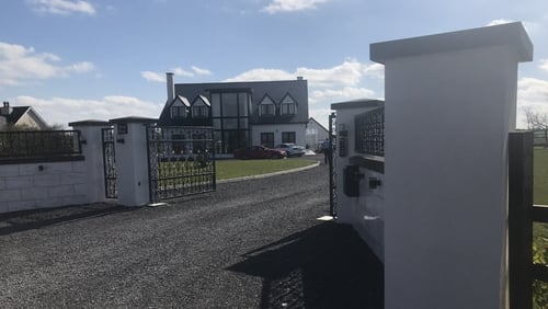 One of the males was takento the Midland Regional Hospital, Portlaoise