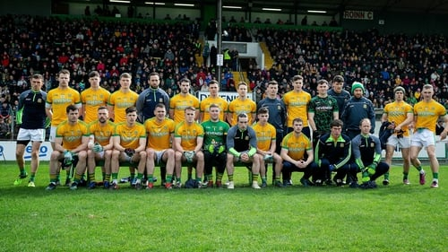 Meath footballers can now look forward to top-flight football in 2020