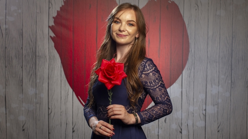 Siofra on First Dates Ireland