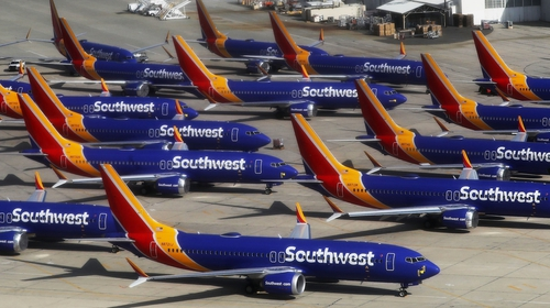 Southwest Airlines is the largest global operator of the MAX planes