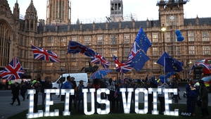 Some pro-EU campaigners want a second Brexit referendum