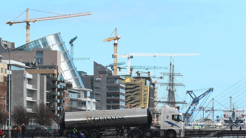 Dublin construction demand drives costs up 7% in 2019, a new report shows