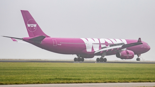 Wow Air has stopped flying today leaving thousands of passengers stranded