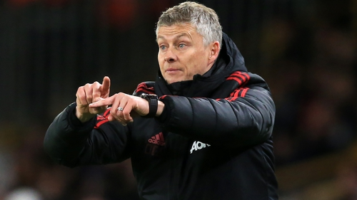 Ole Gunnar Solskjaer: 'The players are hurting'