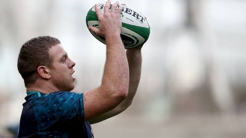 Ireland flanker Dan Leavy ruled out of Rugby World Cup 2019