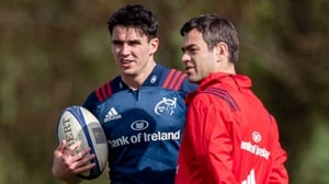 Joey Carbery has been given the nod by Johann van Graan
