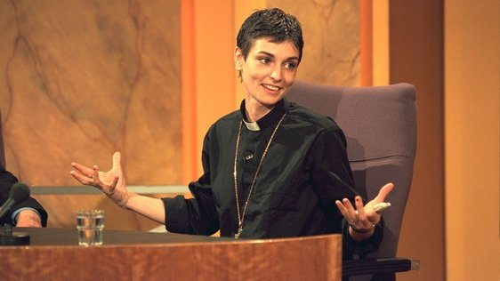 Female Priest Sinéad O'Connor