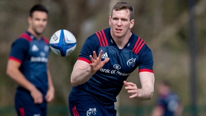 Chris Farrell is expecting a bruising encounter with Edinburgh