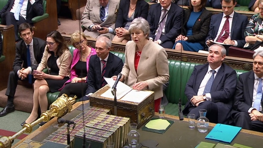 Vote on alternatives to May's Brexit deal looms