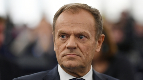 "Donald Tusk: ""Today, chances that there will be no Brexit are at 20-30%"""