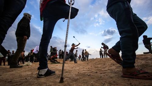 Gaza's 'Night Disturbers' Put Israeli Border Residents on Edge Ahead of Anniversary