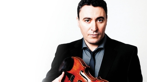 Maxim Vengerov features in tonight's Lyric Concert Live