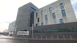 Garda personnel were moved out of the building as a precaution