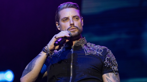Keith Duffy - Hoping to return to Boyzone tour on Tuesday