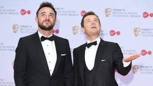 "Ant McPartlin and Declan Donnelly - ""For the first time in many years, all we talked about were deep things like how we felt, and what the future held, and where we were"""