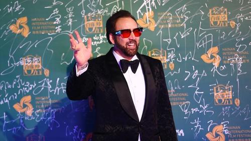 Nicolas Cage Set to Play as Joe Exotic in Tiger King Series