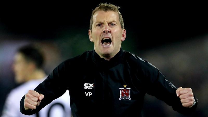 Perth wants Dundalk to lift 'bashed' Irish football