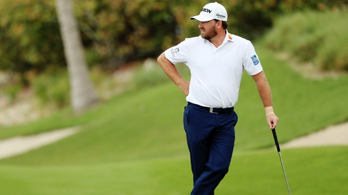 Graeme McDowell hit a 64 in the second round of the Corales Puntacana Resort and Club Championship