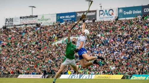 Limerick were comfortable winners when the sides met in last year's Munster Championship