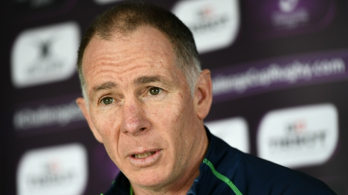 Connacht went over an hour without a score on Friday night
