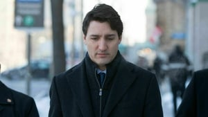 "Justin Trudeau said he had learned ""lessons"" from the crisis, but denied any wrongdoing"