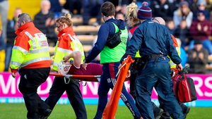 Joe Canning will be out for 14 to 16 weeks