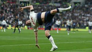 Robbie Keane rolled back the years at the Tottenham Stadium