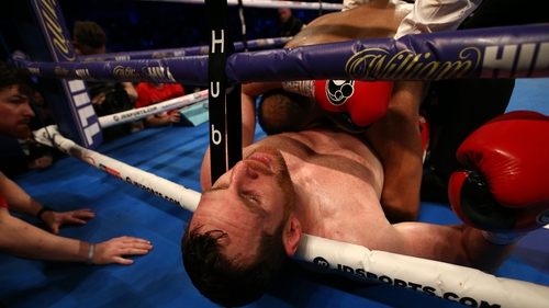 Kash Ali disqualified for biting David Price in heavyweight bout